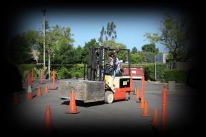 Forklift Ehliyet Eğitimi